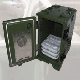 Electric Heating Container 90 Litres