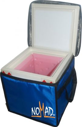 Nomad VPU126 Cold Chain Box 12 Litre