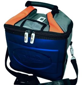 Nomad Soft Medical Cool Carrier with fitted thermometer display in lid (incl.VAT)