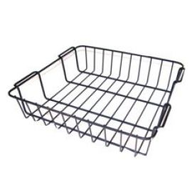Wire Insert Tray Black Large