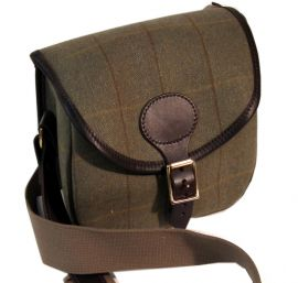 Helmesley Tweed Cartridge Bag