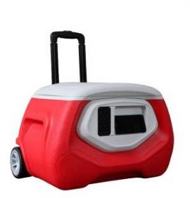 28L Solar Powered Stereo Music Cooler RRP £95.96 NOW 50% OFF WHILE STOCKS LAST