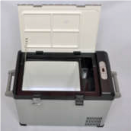 52L Electric Car Chest Freezer with Solar Powered Option