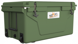 80L Nomad Green Cooler
