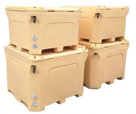 Commercial Chest Cooler