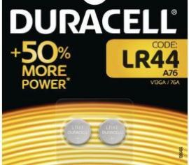 LR44 BATTERIES FOR MD THERMOMETERS