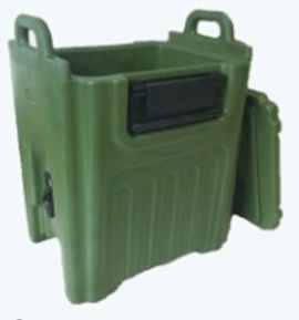 Insulated Food Barrel Flask 45 Litres