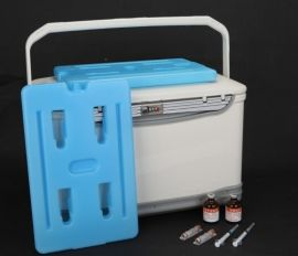 NOMAD Medical Cold Chain Cooler 38L (incl.VAT)