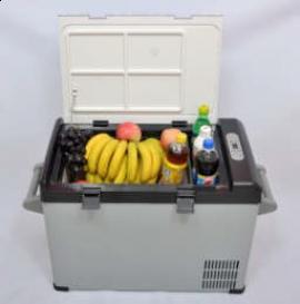 32L Car Chest Freezer (solar powered option)