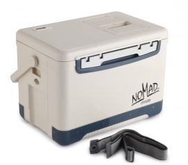 18L Nomad Soft Gels Medical Cooler with Alarmed Thermometer