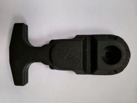 Nomad Rubber T Bar Latch (Inc. VAT)