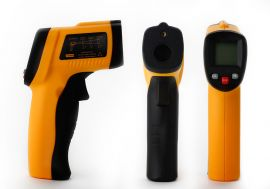 Non-Contact Infrared Laser Thermometer GM550