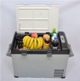 32L Car Chest Freezer (solar powered option)