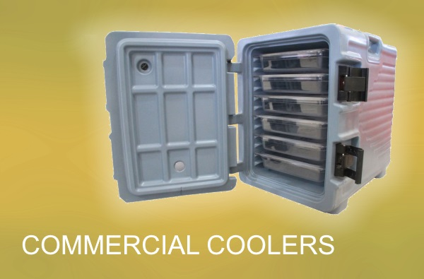commercial coolers